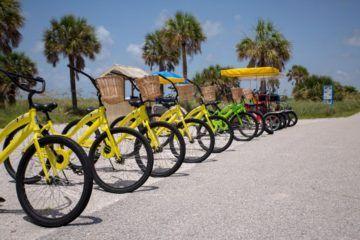 Fort DeSoto Bike Rentals